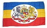 Flagge Fahne Mecklenburg Strelitz 90 x 150 cm FLAGGENMAE®