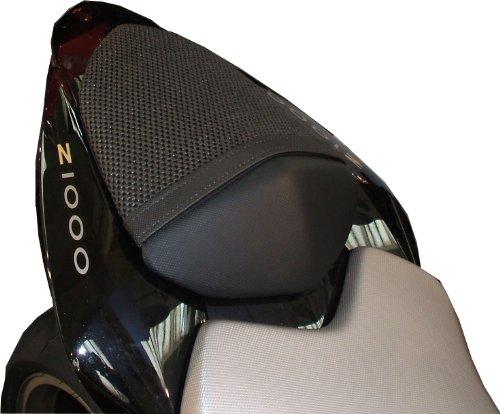 Triboseat Coprisella Passeggero Antiscivolo Nero Compatibile Con Kawasaki Z1000 (2007-2009)