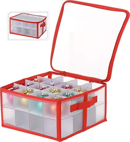 Aufbewahrungsbox Weihnachtskugeln.Aufbewahrungsbox Für Weihnachtskugeln Was Einkaufen De