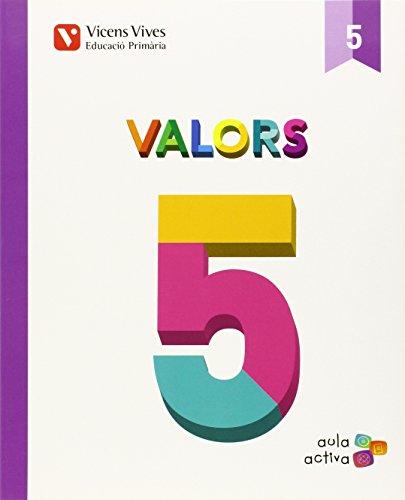 Valors 5. Catalunya. (Aula Activa)
