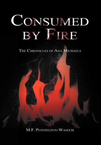 Consumed by Fire Cover Image