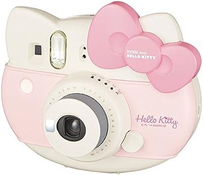 Fujifilm instax mini HELLO KITTY - cámaras con impresión instantánea (0.6 - 2.7 m, 6 s, AA, LR6, 1,5 V, 16,9 cm)