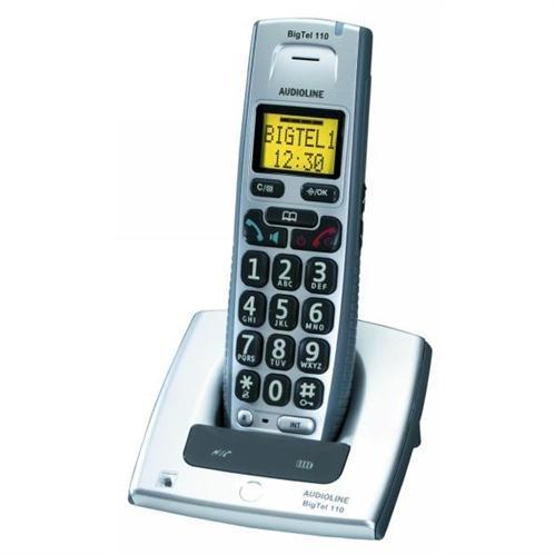 Audioline Big Tel 120 Schnurlostelefon