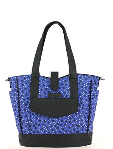 isotoner-borsa-tote-donna-blu-blu-taglia-unica