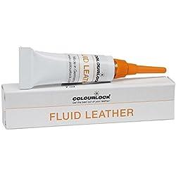 COLOURLOCK Cuero líquido F012 (Beige Claro), 7 ML repara Grietas en Cuero/Piel de Coches, sofás, Ropa, Bolsos