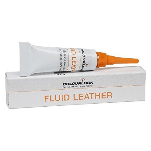 Cuero líquido F034 (NEGRO), 7 ml Colourlock® repara grietas en cuero/piel de coches, sofás, ropa, bolsos