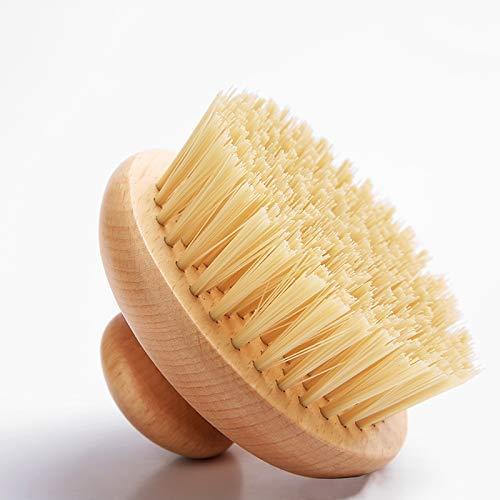 Scopri offerta per Spazzola scrub corpo con setole naturali. Riattiva la circolazione, anticellulite con azione esfoliante, tonifica la pelle, elimina le tossine.