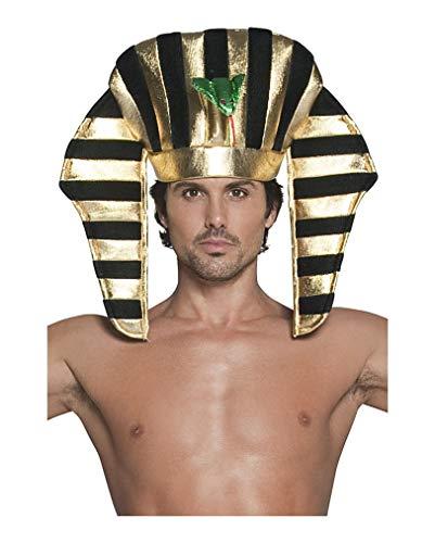 Edler Pharao Kopfschmuck
