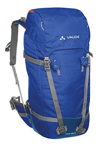 Vaude Rucksack Croz, 67 x 35 x 27 cm, 56 liters Hydro Blue