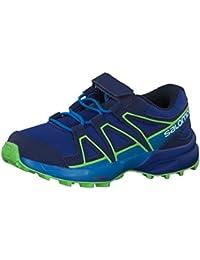 Salomon Speedcross Bungee K, Zapatillas de Trail Running Para Niños