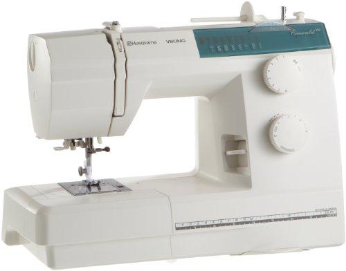 Husqvarna Viking Emerald 116 - Máquina de coser