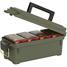 Plano Shot Shell Box, OD Green