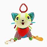 Xiton Spielzeug Spielzeug SKK Baby Plüsch Puppe hängenden Bett für Kinder und Babys Krippe...