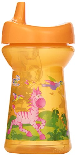evenflo-futtern-zoo-friends-triple-flo-sippy-becher-tassen-blau-grun-orange