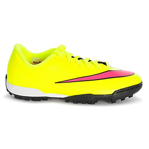 Nike , Chaussures de foot pour homme Jaune - Giallo