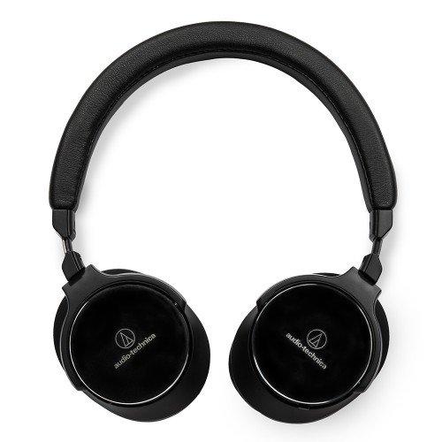 Audio-Technica ATH-SR5BTBK Kabelloser, Ohraufliegender High-Resolution Kopfhörer schwarz - 3