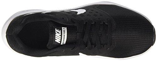 Nike Downshifter 7, Chaussures de Running Femme Noir (Black / White / Anthracite)