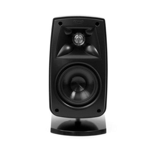 Klipsch Quintet Satellite Bookshelf Speaker (Single Black HG) (Discontinued by Manufacturer)  available at amazon for Rs.14693