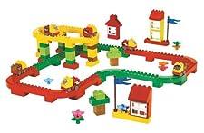 LEGO Bausteine & Bauzubehör Baukästen & Konstruktion Lego Duplo 1 X Autobahn 2 X Auto Schiebebahn 2281 2284 2280 9077