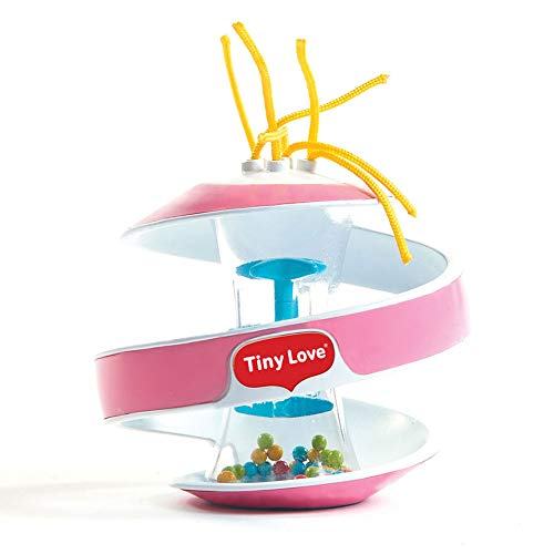 Tiny Love Spirale d'Activite avec Bille Rose