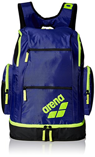 Arena Spiky 2 Large Backpack Borsa da Piscina, Unisex Adulto, Royal, Taglia Unica