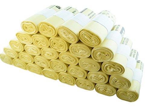 *Gelber Sack extra Reißfest 18 µm und 10cm länger (30)*