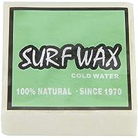 SunshineFace Cera de Surf Antideslizante Ceras de Skate Skimboard para Tablas de Surf (Naranja)