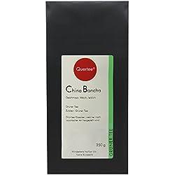 Quertee Grüner Tee - China Bancha - 250 g, 1er Pack (1 x 250 g)