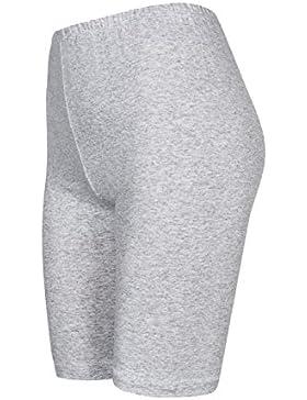 Pantaloncini sopra ginocchio pantaloncini calzoncini hot pants, con 16 colori