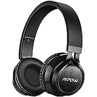 Mpow Thor Cuffie Bluetooth, Cuffie Over Ear Pieghevole, Auricolari Wireless Senza Fili, Cuffie Wireless Con Microfono, Audio Hi-Fi, Bluetooth 4.1, Cuffie DJ Per iPhone/Huawei/Samsung Altri Telefoni/PC