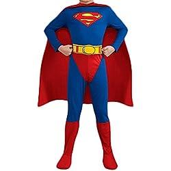 Love mm adultos y niños supermann Disfraz Carnaval Halloween