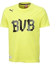 Puma - Camiseta de fútbol sala para hombre