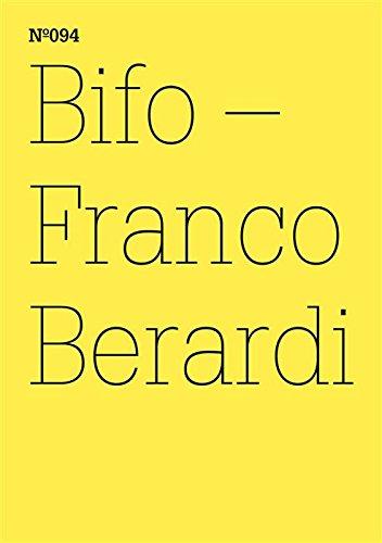 Bifo - Franco Berardi: transversal (dOCUMENTA (13): 100 Notes - 100 Thoughts, 100 Notizen - 100 Gedanken # 094) (dOCUMENTA (13): 100 Notizen - 100 Gedanken 94) (German Edition) por Franco Berardi