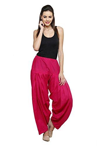 Pistaas Rani Pink full cotton patiala salwar