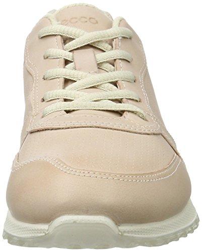 Ecco Ladies, Sneakers Basses Femme Rose (Rose Dust)