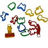 hodgea moho color arcilla molde DIY hecho a mano juguetes niño creativo color con forma de arcilla molde
