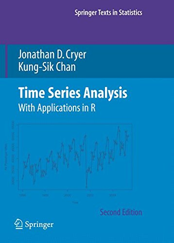 Time Series Analysis: With Applications in R (Springer Texts in Statistics)