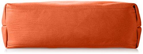 Boscha - Bo-1080-ma, Borsa a spalla Donna Arancione (Arancione )