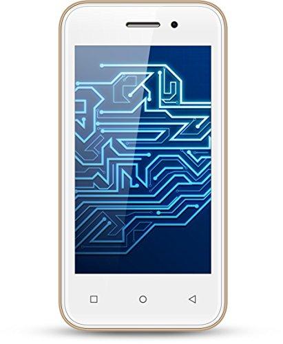ZEN Admire Glow 4 Inch Lollipop 1GB & 8GB 3G Smartphone (Champagne-Gold)