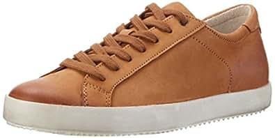 Tamaris 23659, Sneakers Basses Femme, Beige (Cuoio Uni 450), 42 EU