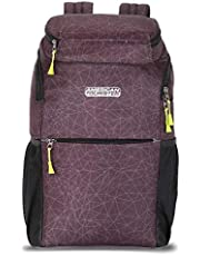 American Tourister Prime Nxt 32 Ltrs Black Laptop Backpack (GQ0 (0) 09 001)