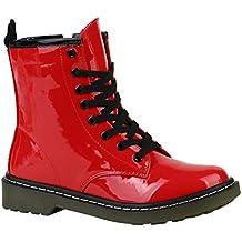 Suchergebnis auf für: Rote Stiefel Lack