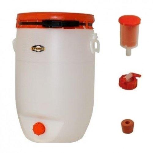 Speidel Getränkefass 60 Liter Rund mit allem Zubehör