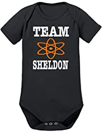 Touchlines Unisex Baby Body Team Sheldon