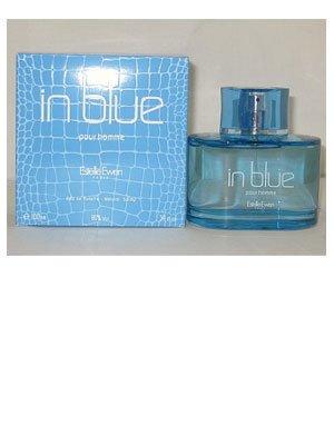 In Blue Pour Homme FOR MEN by Estelle Ewen – 100 ml Eau de Toilette Spray