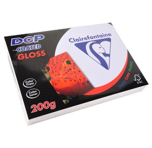 Clairalfa 6861C Laserdrucker-Papier DCP Coated Gloss, A4, 200 g/qm