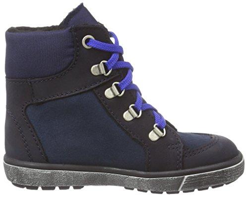 Däumling Hansi - Andi Jungen Kurzschaft Stiefel Blau (Denver ozean 47)