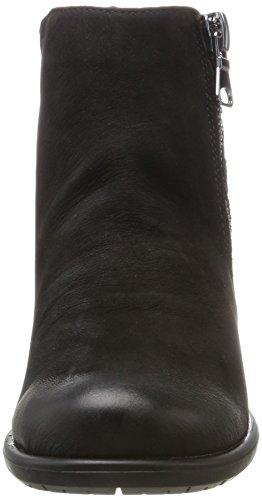 Remonte Ladies D3187 Boots Black (nero / Nero)