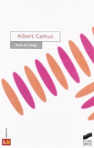 Albert Camus Cover Image