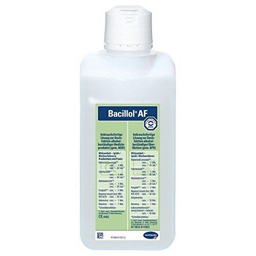 Bacillol 973385 Schnelldesinfektionsmittel AF, 500 mL